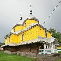 Церковь Успения Пресвятой Богородицы (с.Растоки, Черновицкая обл.)