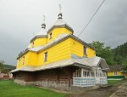 Церква Успіння Пресвятої Богородиці у Розтоках