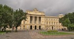 Бывшее здание Галицкого сейма. Сейчас - университет.
