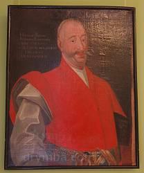 Портрет Миколая Потоцького - магната і покровителя Йогана Пінзеля