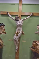 Скульптура Розпяття різця Івана Пінзеля