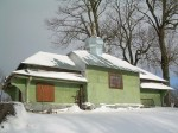 Церква св. Дмитрія (1724р.) у Вовчківцях