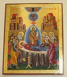 Ікона Успіння Богородиці