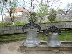 Закарпатський музей народної архітектури і побуту. Старовинні дзвони