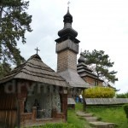 Музей народної архітектури і побуту Закарпаття. Каплиця із с. Новоселиця