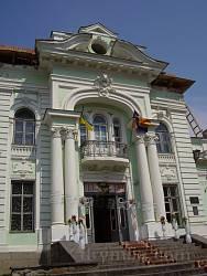 Вілла Філіпова у Житомирі. Фасад