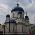 Житомир. Михайловский собор