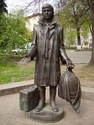 Памятник Лариосику