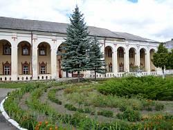Дубно. Колишній монастир кармеліток