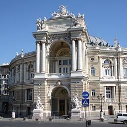 Театр опери та балету (м.Одеса)