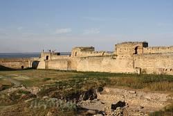 Мури Аккерманської фортеці