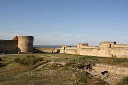 Мури та башти Білгород-Дністровської фортеці