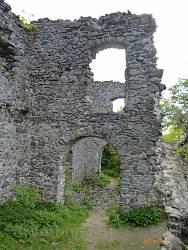 Замкові мури