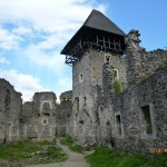 Невицький замок. Головна башта-донжон