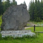 Поховання загиблих у Першій світовій війні на Торунському перевалі