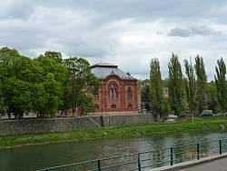Ужгород. Хоральна синагога