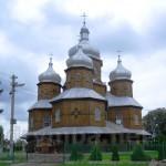 Церква св.Юрія (с.Дуліби, Львівська обл.)