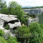 "Печерне місто ""Ескі-Кермен"" (Стара фортеця) (с.Красний Мак, Крим)"