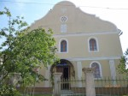 Хуст. Діюча синагога
