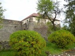 Мури Ужгородського замку