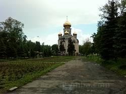 Церква Архангела Михаїла у Красноармійську