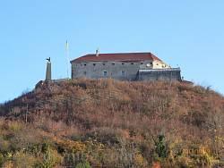 Мукачево. Вид на замок