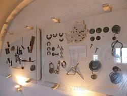 Мукачівський історичний музей. Старовинні вироби із металу
