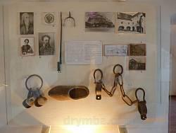 Стенд мукачівського музею