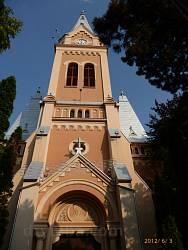 Вежа костелу