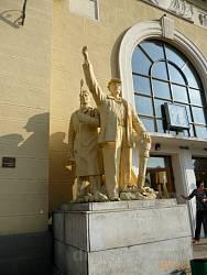 Скульптури радянського періоду