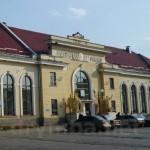 Мукачеве. Залізничний вокзал