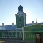 Келії Свято-Миколаївського монастиря з дзвіницею