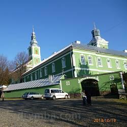 Мукачеве. Свято-Миколаївський монастир