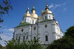 Полтава. Хрестовоздвиженський собор