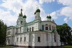 Сампсонівська церква у Полтаві