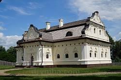 Будинок гетьмана у Батуринській фортеці