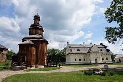Крепость гетмана Ивана Мазепы. Двор