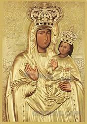 Зарваницкая икона Богородицы