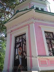 Рожевий павільйон у Софіївці