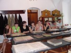 Переяслав-Хмельницький. У музеї Г. Сковороди