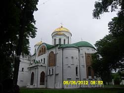Спаський собор. Вівтарна частина