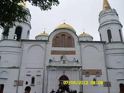 Спаський собор. Фасад