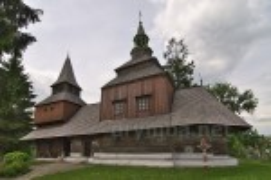 Церковь св.Духа в Рогатине. Вид сбоку