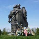 Пам'ятник козакам (Козацькі Могили, с.Пляшева, Рівненська обл.)