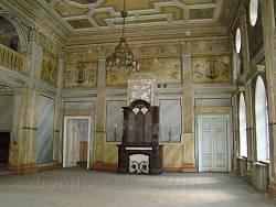 Дворец Кенига в Шаровке. Зал