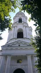 Дзвіниця Спасо-Преображенського собору