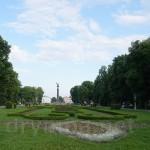 Кругла площа (м.Полтава)