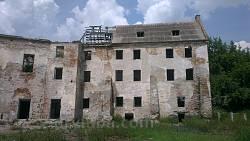 Корпуси Клеванського замку