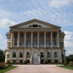 Дворец гетмана Кирилла Разумовского в Батурине