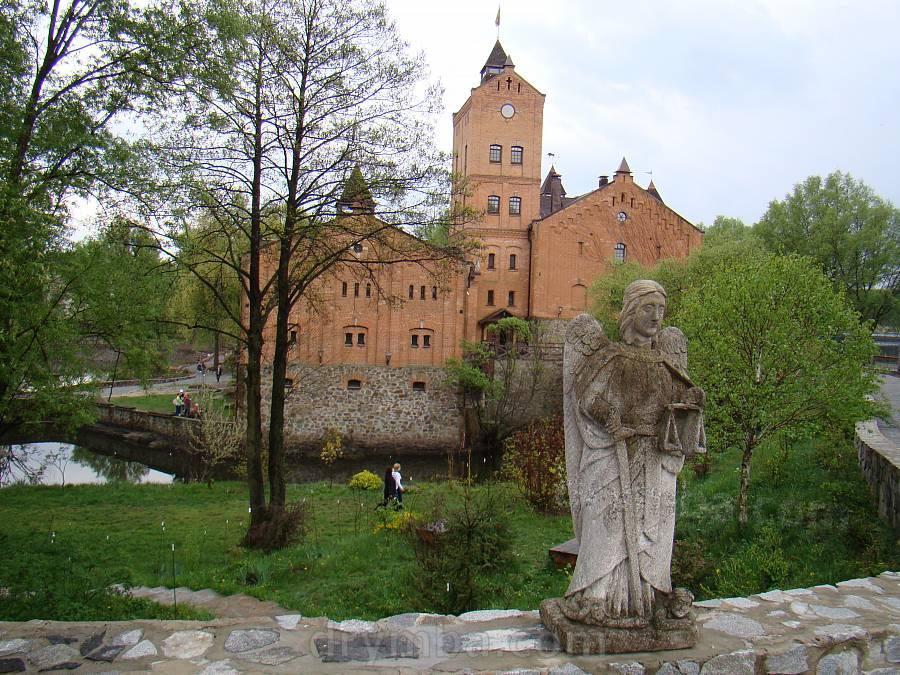 Замок у Радомишлі